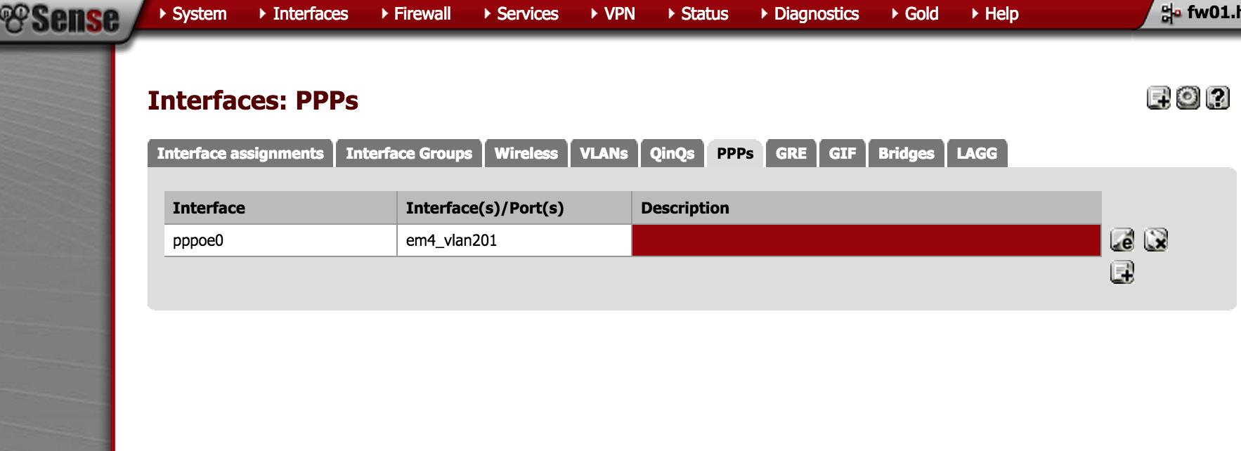 How to Configure pfSense 2 2 2 for CenturyLink Gigabit – Seattle